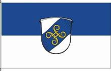 Hochformatflagge Breidenbach - 150 x 500cm - Flagge und Fahne