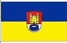 Hochformatflagge Breitbrunn aChiemsee - 80 x 200cm