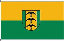 Hochformatflagge Demsin - 150 x 500cm - Flagge und