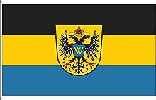 Hochformatflagge Donauwörth - 150 x 400cm - Flagge und Fahne