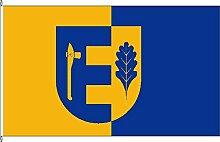 Hochformatflagge Eisendorf - 150 x 500cm - Flagge und Fahne