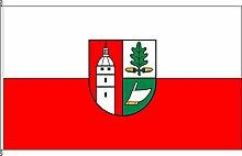 Hochformatflagge Erxleben - 150 x 400cm - Flagge und Fahne