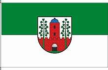 Hochformatflagge Finsterwalde - 150 x 400cm -