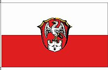 Hochformatflagge Flintsbach aInn - 80 x 200cm -