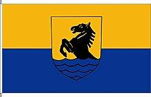 Hochformatflagge Grießem - 80 x 200cm - Flagge und Fahne