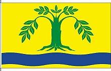 Hochformatflagge Grube - 150 x 500cm - Flagge und Fahne