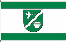 Hochformatflagge Hamdorf - 150 x 400cm - Flagge und Fahne