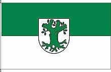 Hochformatflagge Klötze - 80 x 200cm - Flagge und
