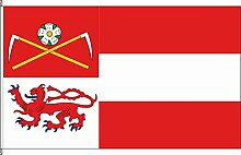 Hochformatflagge Marienheide - 80 x 200cm - Flagge und Fahne