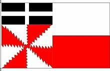 Hochformatflagge Müddersheim - 150 x 400cm -