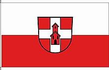 Hochformatflagge Mutlangen - 150 x 500cm - Flagge