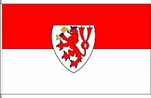 Hochformatflagge Radevormwald - 150 x 400cm - Flagge und Fahne