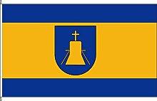 Hochformatflagge Ramsdorf - 150 x 400cm - Flagge und Fahne