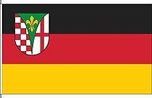 Hochformatflagge Reidenhausen - 80 x 200cm -