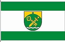Hochformatflagge Rustenfelde - 80 x 200cm - Flagge und Fahne