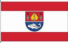 Hochformatflagge Schachtebich - 150 x 500cm - Flagge und Fahne