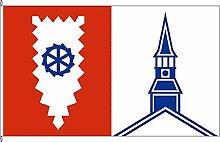 Hochformatflagge Schenefeld - 150 x 400cm - Flagge und Fahne