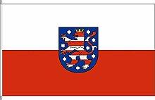 Hochformatflagge Thüringen - 150 x 400cm - Flagge und Fahne