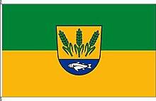 Hochformatflagge Tiefenbach - 150 x 500cm - Flagge