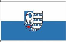 Hochformatflagge Ummendorf - 150 x 400cm - Flagge