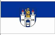 Hochformatflagge Wegeleben - 150 x 500cm - Flagge und Fahne
