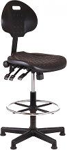 Hochstuhl Chairsupply 257 schwarz