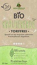 Hochwald Bio Kräutererde Torffrei 20 Liter -