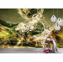 Hochwertige 3D-Wandtapete für Wohnzimmer, Traum