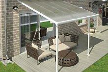 Hochwertige ALU Terrassenüberdachung / Veranda -