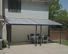 Hochwertige Aluminium Terrassenüberdachung,