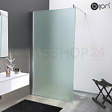 Hochwertige Design Duschwand mit Nanoeffekt | 100