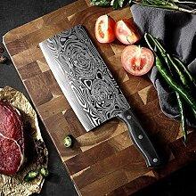 Hochwertige Edelstahl-Küchenmesser Werkzeuge