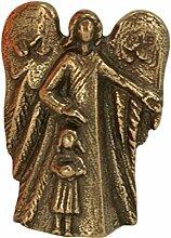 Hochwertige Engelfigur »Schutzengel mit