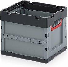 Hochwertige Faltbox Klappbox 40x30x32cm ohne
