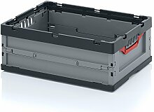 Hochwertige Faltbox Klappbox 60x40x22cm ohne