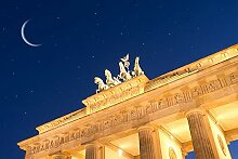 Hochwertige Fototapete - Berlin Brandenburger Tor