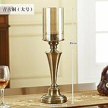 Hochwertige Kerzenständer, europäischen Stil