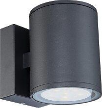 Hochwertige LED Wandleuchte aus Aluminium CARPO -