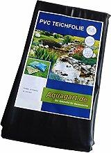 Hochwertige PVC Teichfolie 0,5mm Stärke 14m x 4m