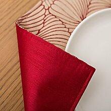 Hochwertige Tischfahne Moderne Europäische - Stil Bett Flagge Amerikanische Pastoral Stil Handtuch TV Schrank Handtuch Kaffeetisch Flagge,A2