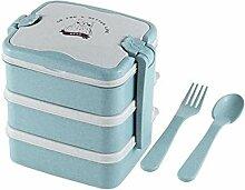 Hochwertige tragbare Familie Lunch Box