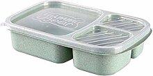 Hochwertige tragbare Familie Lunch Box Bento Box