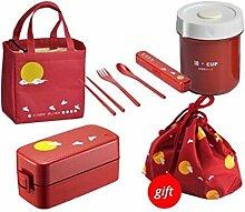 Hochwertige tragbare Familie Lunch Box Sack