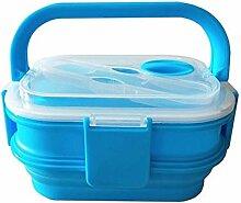 Hochwertige tragbare Familie Lunch Box Silikon