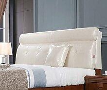 Hochwertige West Bett Kopf Kissen Doppelbett Kopfstütze Rückenlehne Pillow Bed ( Farbe : 1# , größe : 60*150cm )