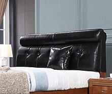 Hochwertige West Bett Kopf Kissen Doppelbett Kopfstütze Rückenlehne Pillow Bed ( Farbe : 4# , größe : 60*150cm )