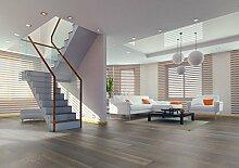 Hochwertiger Handgefertigter Parkettboden / Fertigparkett / Parkettboden Elegance - Eiche Landhausdiele geölt - gebürstet - Natur (Vancouver) - 89,90 € pro m²