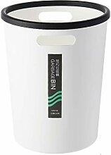 Hochwertiger Kunststoff Mülleimer 18L |Elegant