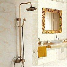 Hochwertiger Kupfer antik Dusche Dusche, Duschkopf