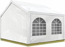 Hochwertiges Partyzelt 3x3 m Pavillon Zelt